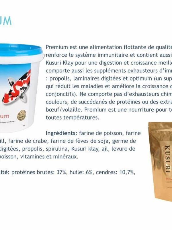 Kusuri Koi Food Premium 15kg