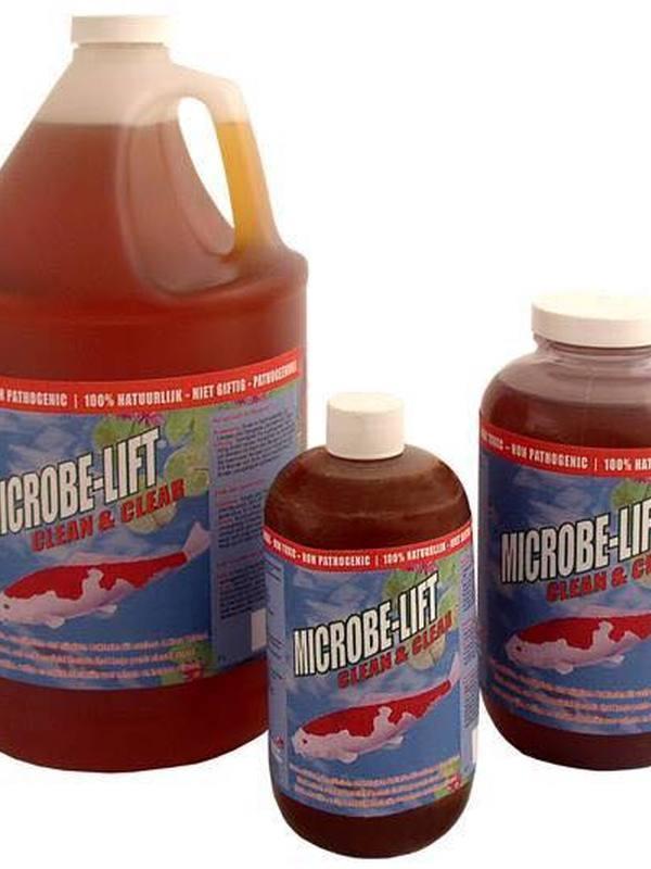 Bactéries Clean & Clear 5 l