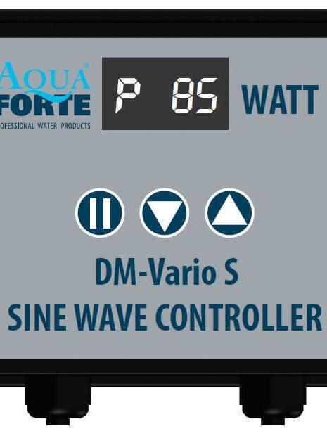 Pompe Aquaforte DM-VARIO S 20.000L