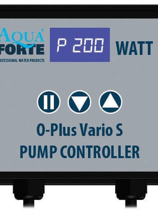 Pompe Aquaforte O-PLUS-VARIO 10.000L - 2021