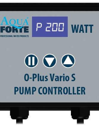 Pompe Aquaforte O-PLUS-VARIO S 20.000L