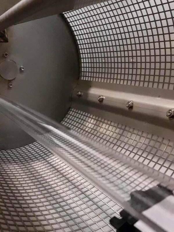 Filtre à Tambour Inox 65m3