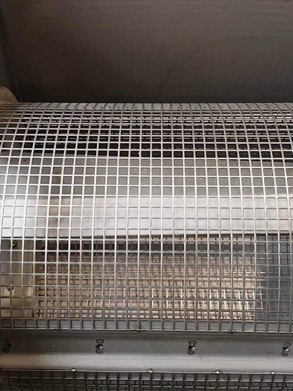 Filtre à Tambour Inox 120 m3