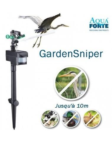 Anti Héron Garden Sniper