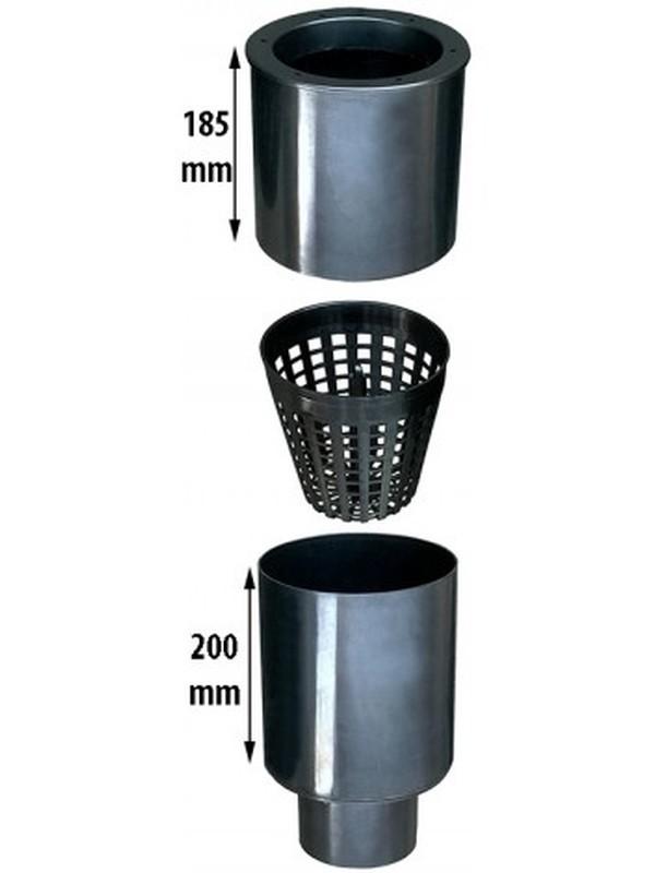 Skimmer Flottant avec panier 200 diamètre