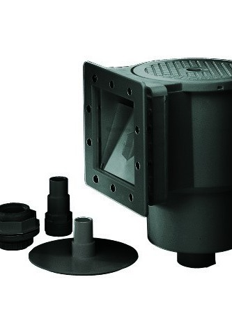Skimmer de Paroi avec membrane 149 mm x 142 mm interne