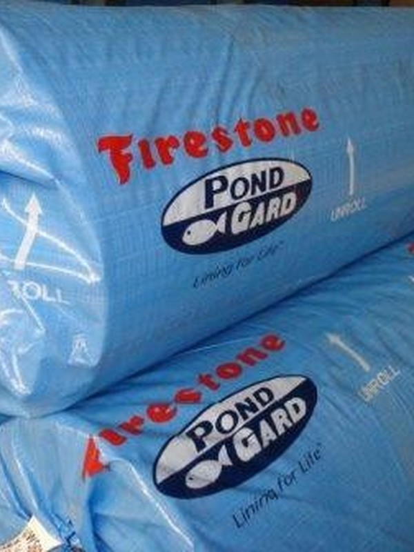 Menbrane  EPDM Firestone Pond Gard