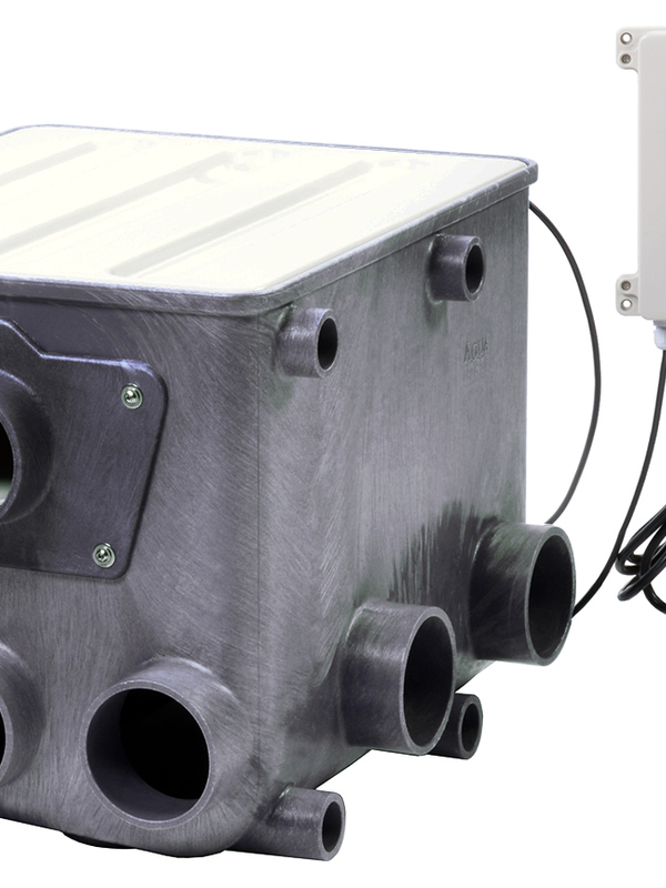 Filtre à Tambour Aqua Forte - uv en option