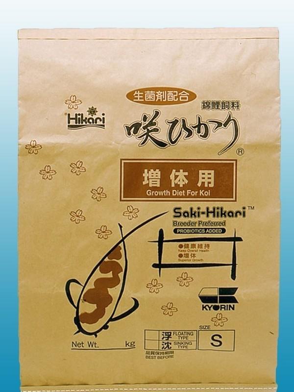 Saki-Hikari® Growth 20 kg Coulante