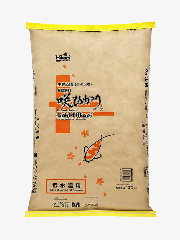 Saki-Hikari® Multi Season 15 kg