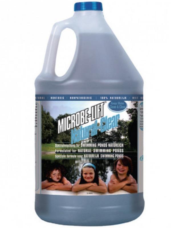 MICROBE-LIFT NATURAL CLEAR 4 L