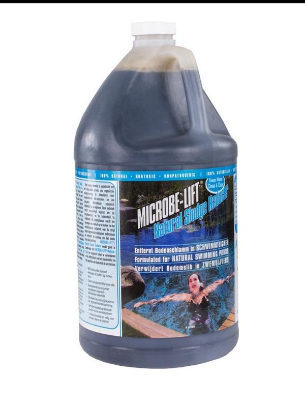 MICROBE-LIFT NATURAL SLUDGE REDUCER CONTROL 4 L