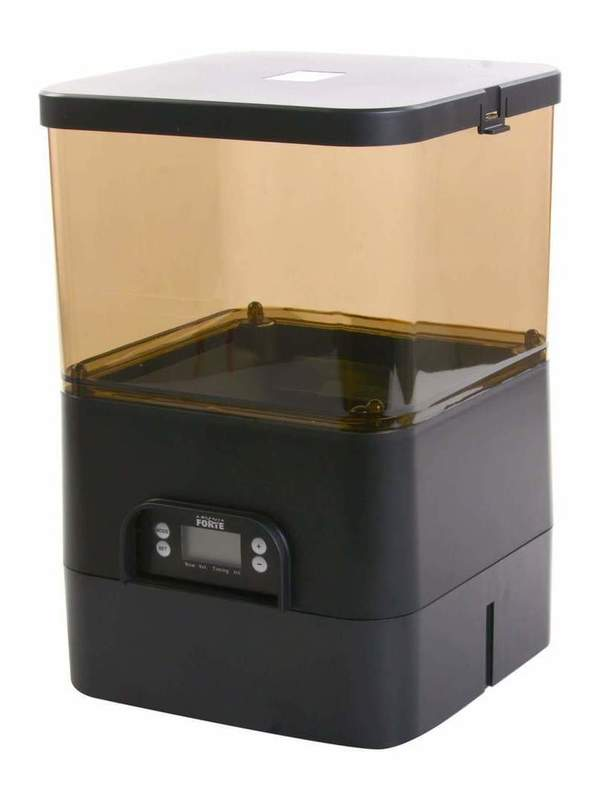 Automatic Fish Feeder 8 L + 7 L