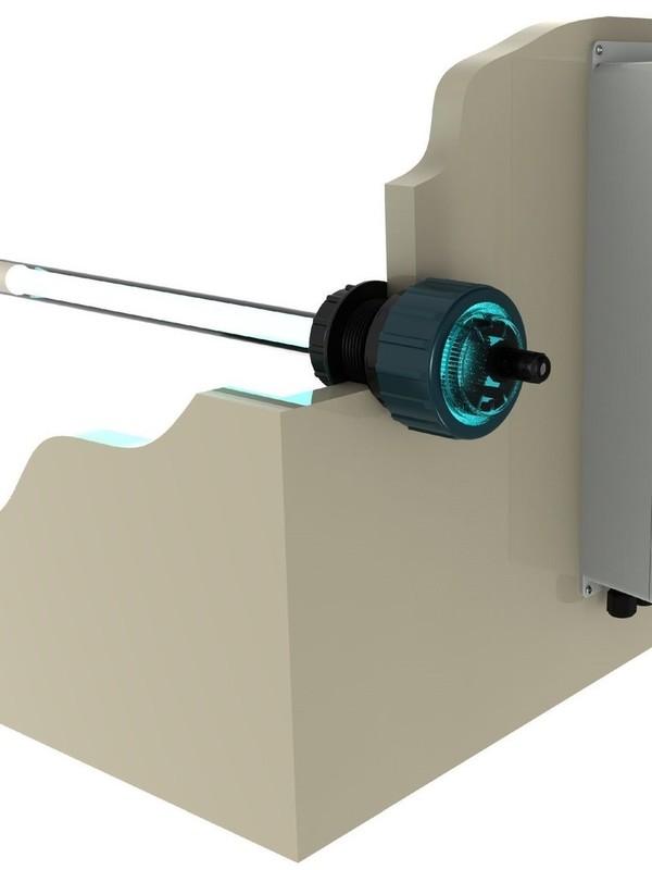 AquaForte Tank UV-C 40w Amalgam