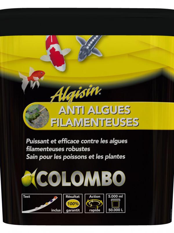 Anti Algues Algisin 50.000 l