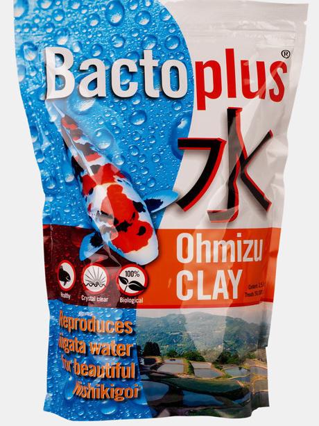 Bactoplus Ohmizu Clay