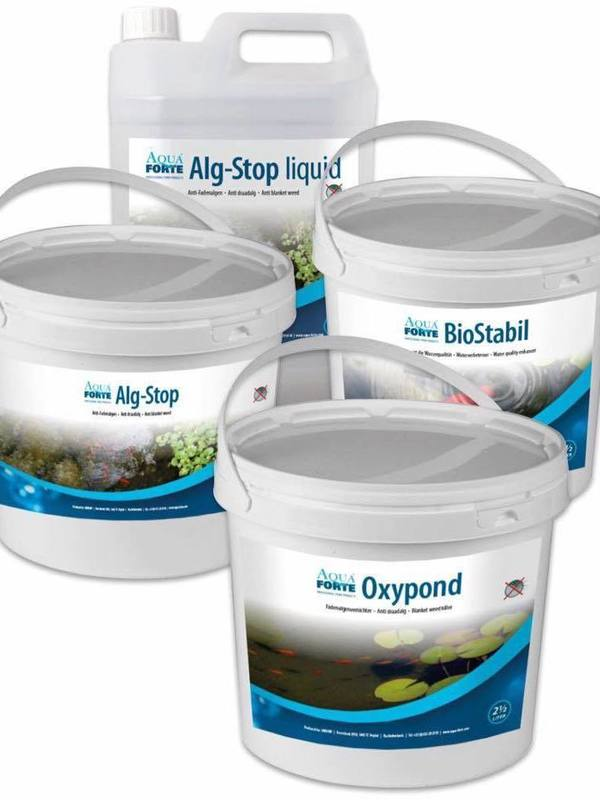 Produits anti algues